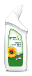 : Greenworks Toilet Bowl Cleaner, 24-Ounce Bottle (Pack of 12)