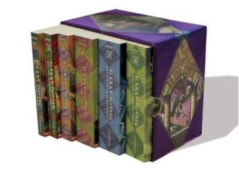 J.K. Rowling: Harry Potter Paperback Box Set (Books 1-6)