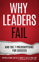 Peter B. Stark: Why Leaders Fail and the 7 Prescriptions for Success