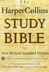 Wayne A. Meeks: The HarperCollins Study Bible : New Revised Standard Version With the Apocryphal/Deuterocanonical Books