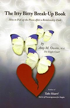Amy M. Owens: The Itty Bitty Break-Up Book