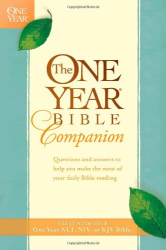 "<a href=""http://www.amazon.com/One-Year-Bible-Companion/dp/0842346163/"" target=""blank"">The One Year Companion</a>: <a href=""http://www.amazon.com/One-Year-Bible-Companion/dp/0842346163/"" target=""blank"">Guide</a>"