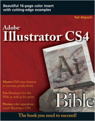 Ted Alspach: Illustrator CS4 Bible