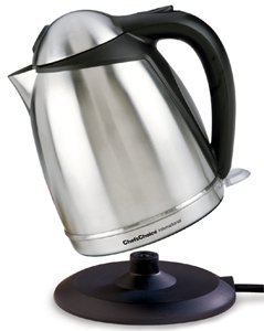 : Chef's Choice 678 Cordless Electric Kettle
