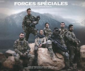 Jeff Maunoury, Jean-Marc Tanguy: Forces spéciales, notes de production et sources d'inspiration