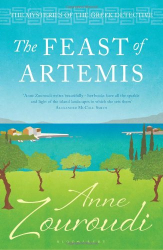 Anne Zouroudi: The Feast of Artemis