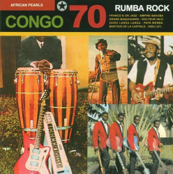 Various Artists - African Pearls 5: Congo 70 - Rumba Rock