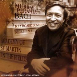Bach JS - Concertos pour piano n°1 en ré mineur BWV 1052 / n°2 en mi majeur BWV 1053 / n°4 en la majeur BWV 1055: Murray Perahia