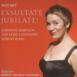 : Carolyn Sampson ~ Mozart (Exultate Jubilate !)