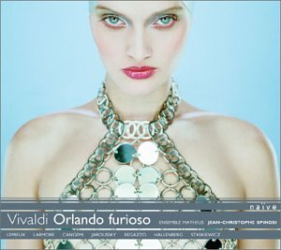 Vivaldi - Orlando furioso: Jean-Christophe Spinosi - Ensemble Matheus