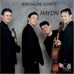 Haydn - Quatuors à cordes op. 64 n° 5, op. 76 n° 2, op. 77 n° 1: Jerusalem Quartet