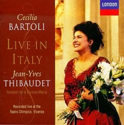 : Cecilia Bartoli - Live in Italy