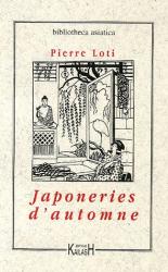 Pierre Loti: Japoneries d'automne