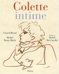 Gérard Bonal: Colette intime