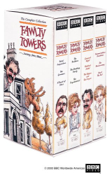 : Fawlty Towers - The Complete Collection