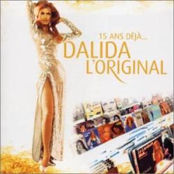 Dalida - Je voudrais mourir sur scène