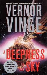 Vernor Vinge: A Deepness in the Sky (Zones of Thought)