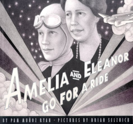 : Amelia And Eleanor Go For A Ride