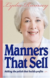Lydia Ramsey: Manners That Sell