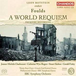 Foulds - Foulds: A World Requiem [Hybrid SACD]
