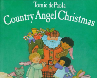 Tomie dePaola: Country Angel Christmas