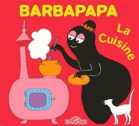 : barbapapa - la cuisine
