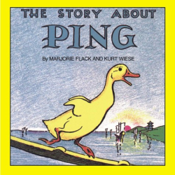 Marjorie Flack: The Story about Ping (Reading Railroad Books)