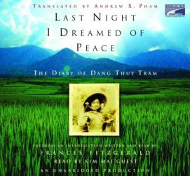 Dang Thuy Tram: Last Night I Dreamed of Peace