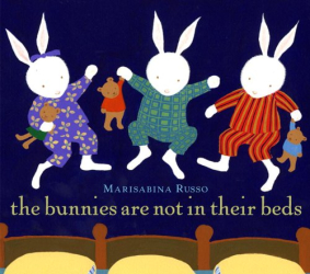 : The Bunnies Are Not In Their Beds