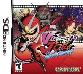 Capcom: Nintendo DS Viewtiful Joe: Double Trouble