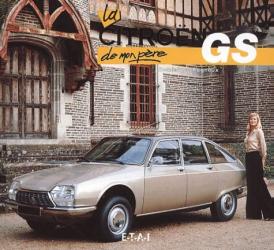 Pagneux: La Citroën GS de mon pere