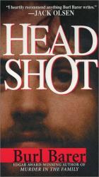 Burl Barer: Head Shot