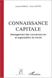 C. J. /Roche Pomian: Connaissance capitale. management des connaissances et organisation du travail