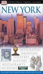 : New York (Eyewitness Travel Guides)