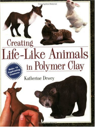 Katherine Dewey: Creating Life-like Animals in Polymer Clay