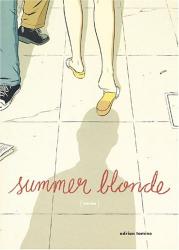 Adrian Tomine: Summer Blonde