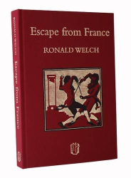 Ronald Welch: Escape from France (Carey Novels)