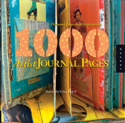 Dawn DeVries Sokol: 1,000 Artist Journal Pages