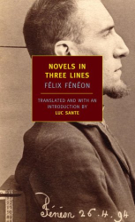 Felix Feneon: Novels in Three Lines