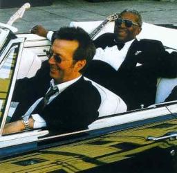 B.B. King, Eric Clapton -
