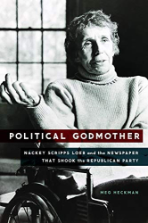Meg Heckman: <br/>Political Godmother