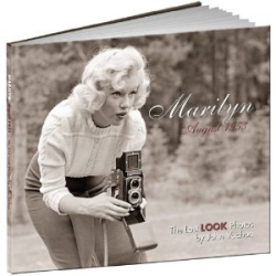 BRIAN WALLIS CHIEF CURATOR: Marilyn, August 1953: The Lost LOOK Photos