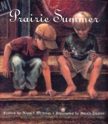 Nancy Hundal: Prairie Summer