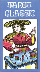 Claude Burdel: Tarot Classic Deck French