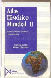 Kinder / Hilgemann: Atlas Historico Mundial, Ii