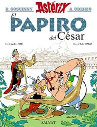 Jean-Yves; Goscinny, René Ferri: Astérix. El papiro del César