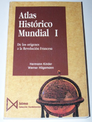 Hermann ; Hilgemann, Werner Kinder: Atlas Historico Mundial, I