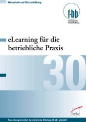 Thomas Reglin: eLearning für die betriebliche Praxis