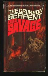 Kenneth Robeson: The Crimson Serpent (Doc Savage #28)