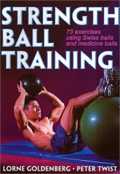 Lorne Goldenberg: Strength Ball Training (Poetry Europe S.)